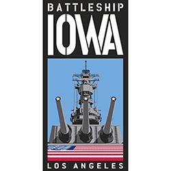 Battleship Iowa logo