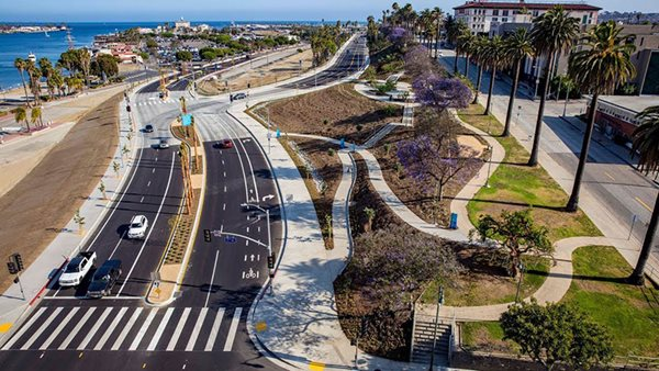 Harbor Boulevard Roadway Improvements
