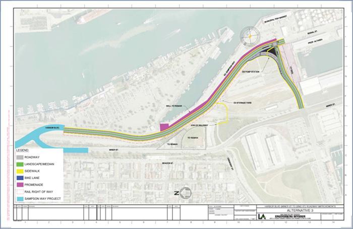 Harbor Blvd. Improvements
